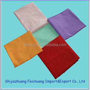 (45*45 96*72) well dyed 50 polyester 50 cotton fabric