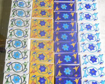 Indian Vintage Walls - Buy Blue Pottery Tiles Online - Buy Indian ...
