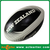 cheap custom logo print office size and weight rugby ball