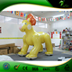 Large Inflatable Cartoon Characters Yellow Inflatable Lion