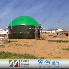 Biogas plant digester tank/septic tank supply for industrial use
