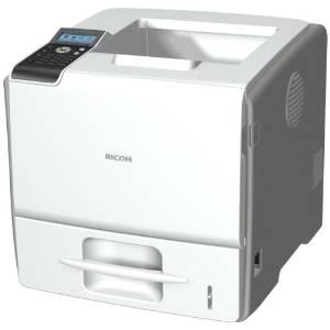 "Ricoh Imaging Company, Ltd. - Ricoh Aficio 5200 Sp 5200 Dn Laser Printer - Monochrome - 1200 X 600 Dpi Print - Plain Paper Print - Desktop - 45 Ppm Mono Print - 650 Sheets Input - Automatic Duplex Print - Lcd - Fast Ethernet - Usb ""Product Category: Printers/Laser & Inkjet Printers"""