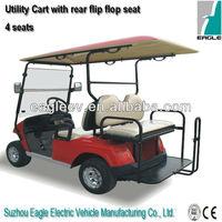 sport golf 2 seater small golf cart,EG2028KSZ