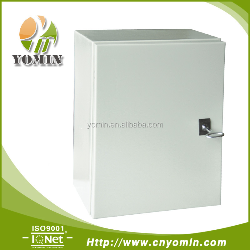 Manufacturer 300X200X200 Galvanized Enclosure , Single Phase Meter Box Electrical Suppliers /