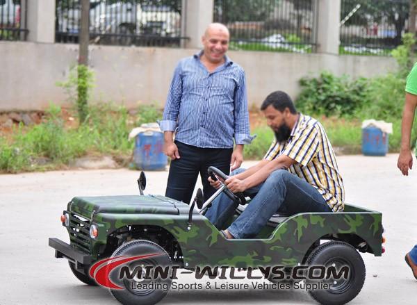 China Latest Mini Willys Jeep For Sale 2015 110cc 150cc 200cc ...