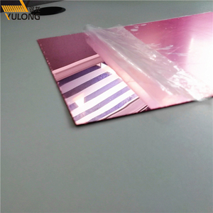 1mm two sides mirror acrylic pmma for wholesale