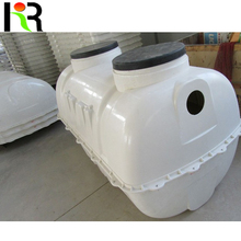 Fiberglass Waste Biological Treatment Used Septic Tank