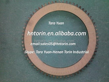 good service 6L9720 bronze based friction disc plate/industrial clutch and brake plate spare parts
