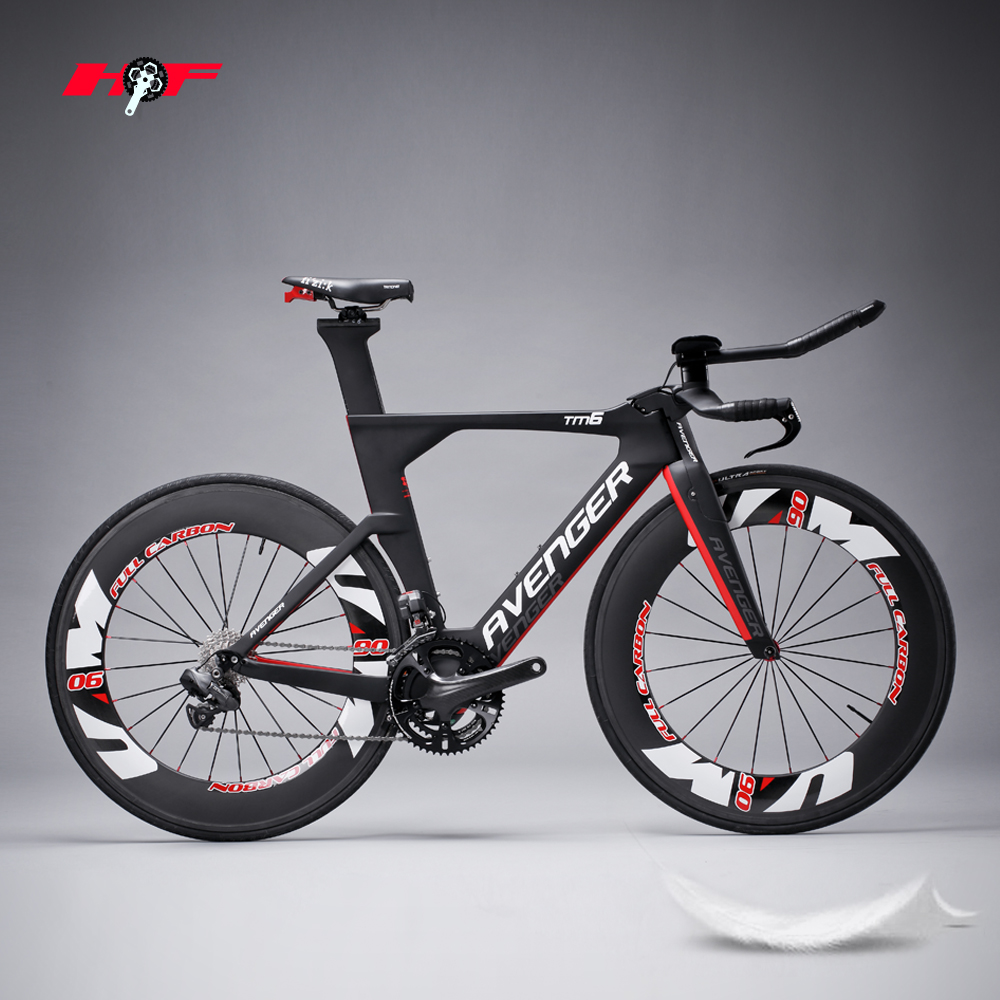 carbon frame bike TT parts with carbon toray T800 TM6(FM109)