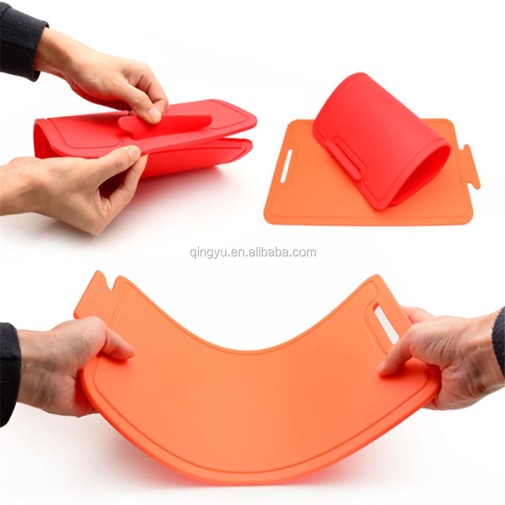 silicone cutting board  durable,nonslip,heat resistant silicone, Kitchen design