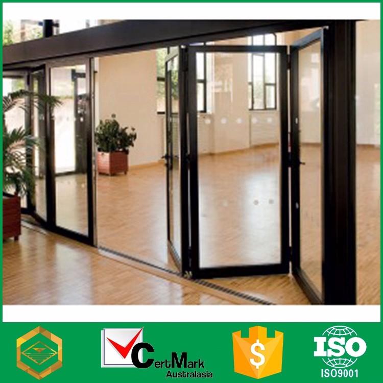Insulated Glass Fold Hall Door Factory - Buy Hall Door Product on ...