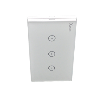 Xenon Touch Screen Wall Electric Switch Wifi Smart Home