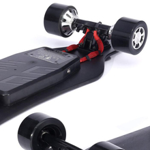 Wholesale Two Motors Cheap Price 35km/h Best Boosted Complete 20KM Range Longboard  Remote Controlled Electric Skateboard