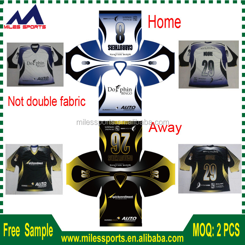 2018 light weight custom sublimation reversible hockey jersey for team db33d1719
