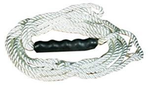 """Wellington Cordage 15263-8 3/8"""" x 20' Marine Twisted Nylon Dock Line"""