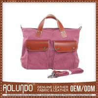 Good Quality Price Cutting Original Design Pink Ladies Briefcase