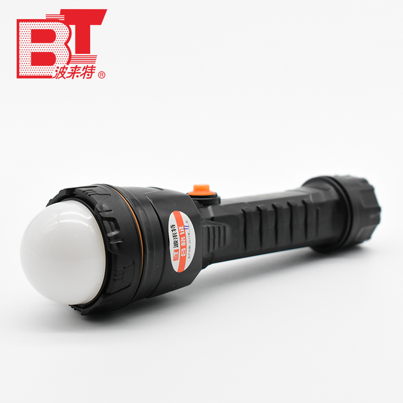 high quality plastic abs cabinet rechargeable led flashlight 30000 lumens