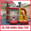 Amusement cheap inflatable combo outdoor jumper