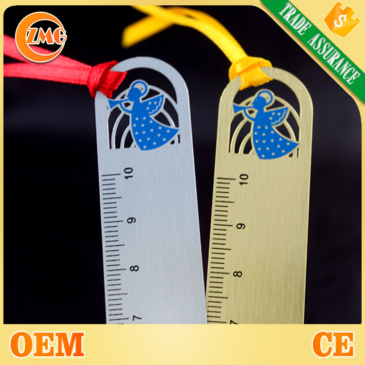 China factory directly wholesale custom creative stainless steel ruler