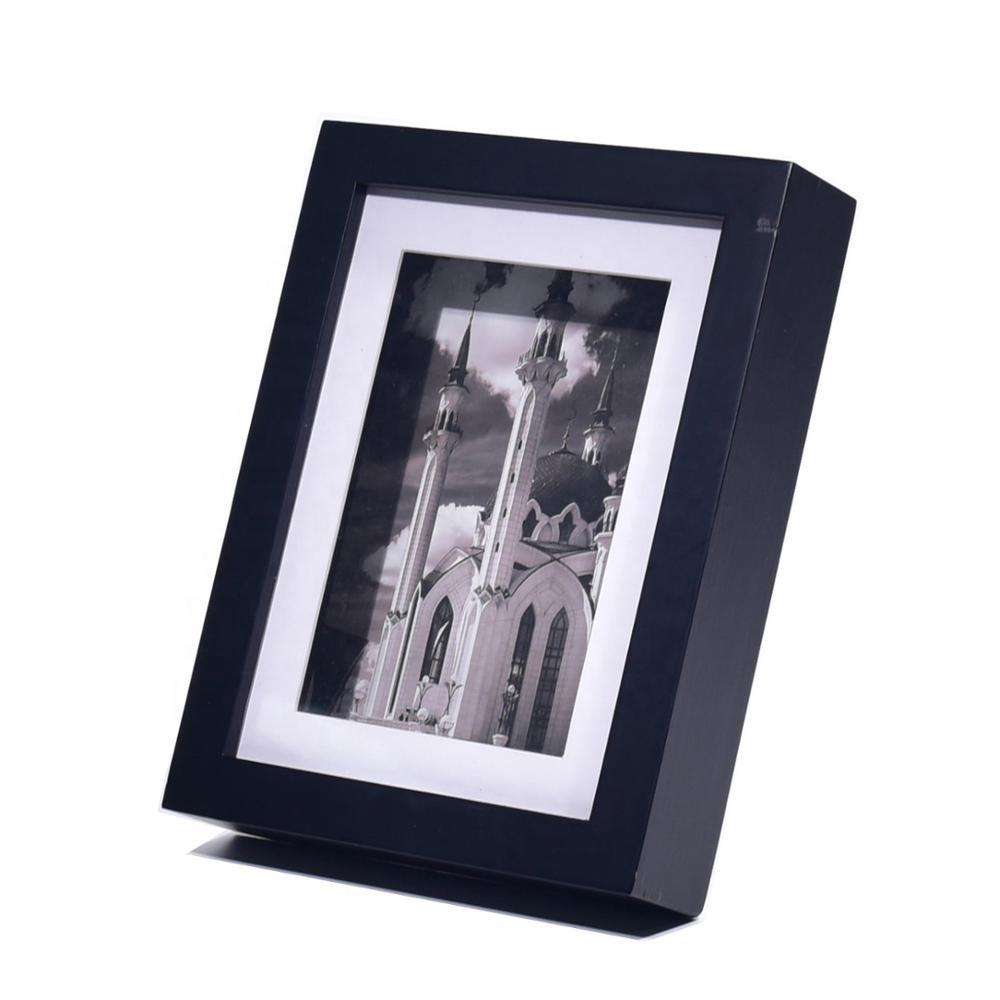 Box frame black picture — 10