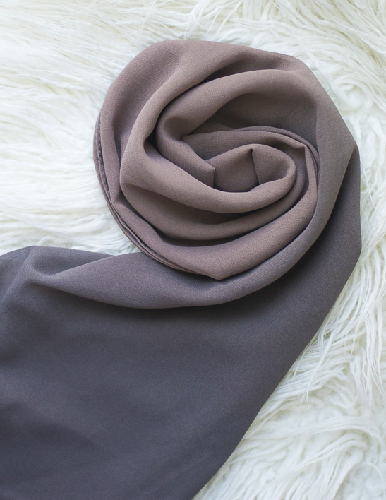 2019 New Fashion Luxury High Quality  Scarves Soft Lightweight Breathable Georgette Shawl Ombre Chiffon Scarf Hijab