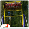 Crazy Funny ! outdoor fun fair rides adults carnival games super thrill Top Spin for sale