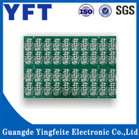 Cost-effective OSP pcb assembly car radio fm circuit board