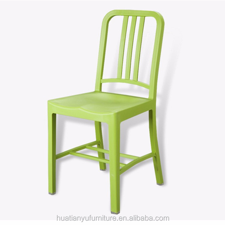 Plastic Covers For Dining Room Chairs: Durable Dining Room Colorful Design High Back Pp Plastic