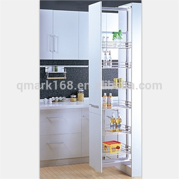 Wire Kitchen Cabinet Tall Unit In Metal Drawer Pantry Organizer 900 983