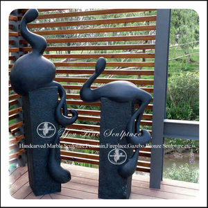Beautiful Brass Outdoor Statues