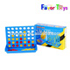 Hot sale educational 4 in a line chess game for kids