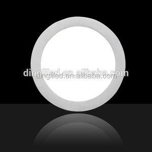 Flicker Free Frequency Slim Living Room Use led ceiling light round 12w Surface Mounted