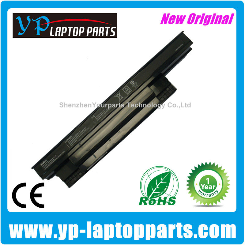 Original Laptop Battery For Haier W930 Battery Haier W930 7G-i3350G20320RnDQDCGS Li-ion Battery