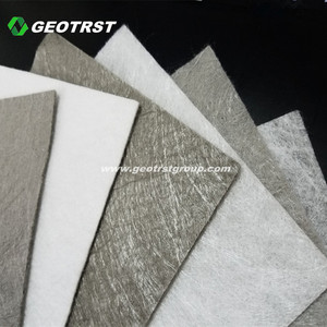 New type factory price non woven geotextile 600gsm