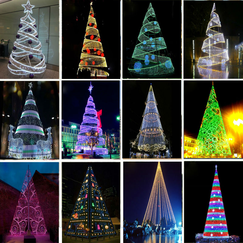 Led Christmas Tree Artificial Boxwood Spiral Tree - Buy Artificial ...