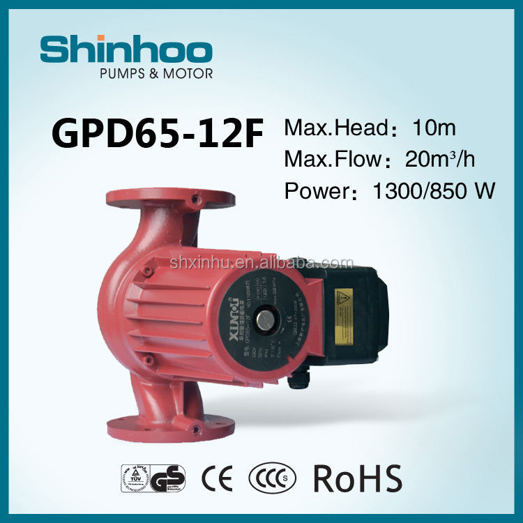 GPD65-12F High power centrifugal pump