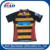 China OEM professional sublimation short sleeve oversized rugby jersey