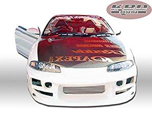 Mitsubishi Eclipse (Eagle Talon ) Bomb Style 4 Piece Polyurethane Full Body Kit 95-99