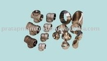 Nickel & Copper Alloy Forged Fittings & Outlets