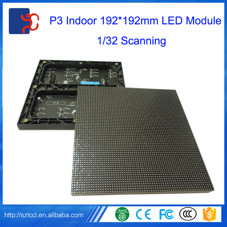 Factory direct sale full color led display panel high quality RGB P2 P2.5 P3 P4 P5 P6 indoor module