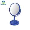 Fashion Design ABS+steel bathroom standing plastic mirror