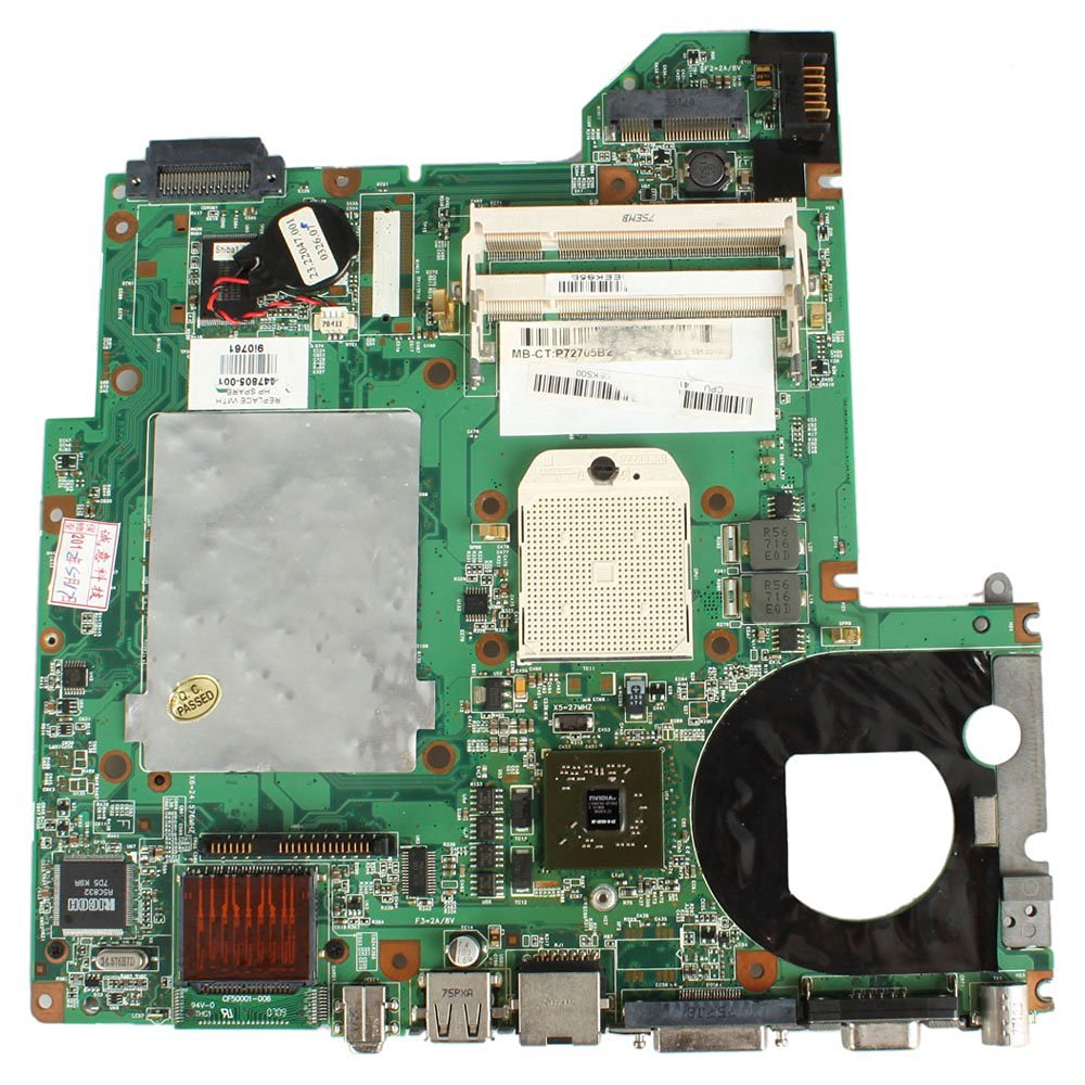 Laptop AMD Motherboard for HP DV2000 431843-001 447805-001