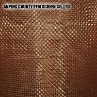 China Express Brass Wire Mesh Screen For Sale