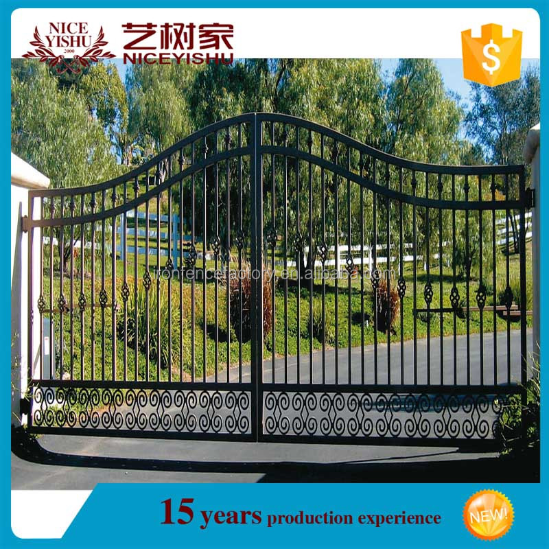 China Suppliers Modern House Gate Designs/steel Gate Price /gate ...