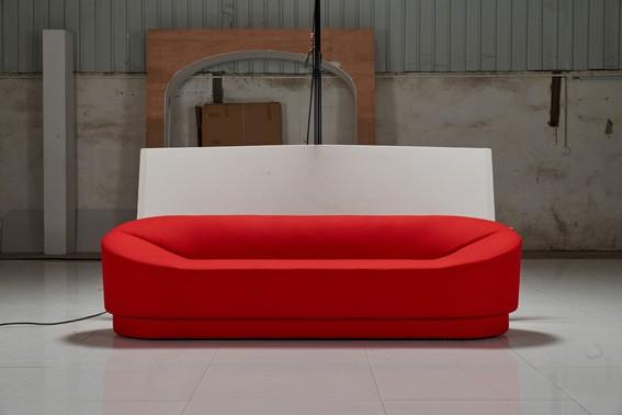 2016 new style Modern fabric sofa modern home furniture simple design  corner sofa model