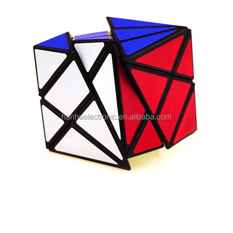 2017 new well day carry luxury kids hand toys, cube to fidget with many colors