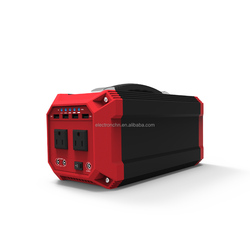 Z power lithium ion battery power station 110V-220V solar portable generator 300W