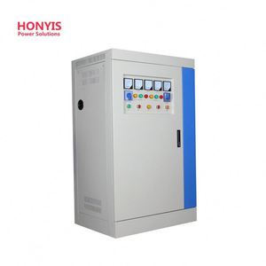 HONYIS THREE PHASE AUTOMATIC 500 KVA VOLTAGE REGULATOR/VOLTAGE STABILIZER