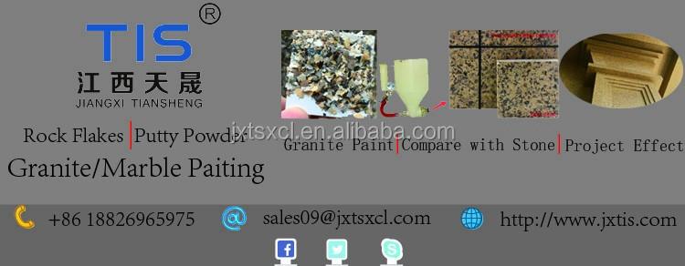 Diy faux graniet keuken werkbladen grondstof china productie ...