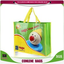 non-woven christmas shopping bag